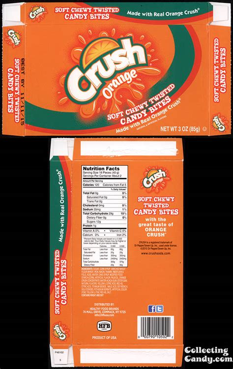 chewy food brands an array of new soda flavored confections plus some history on the of cola