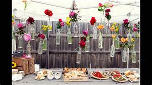 Holiday Home Interiors by Awesome Outdoor Party Decoration Ideas Youtube