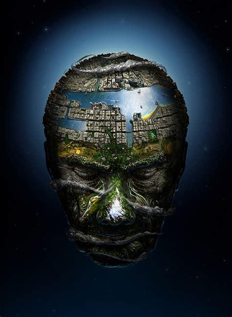 how to make a globe planet photo manipulation in gimp imagenes surrealistas imperdibles taringa