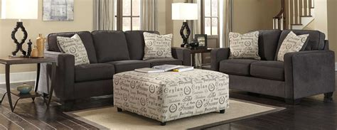 Charcoal Living Room Furniture Alenya Charcoal Living Room Set From 16601 38 35 Coleman Furniture