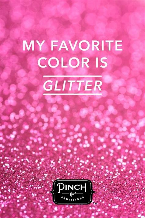 is your favorite color pink pink sparkle quotes quotesgram