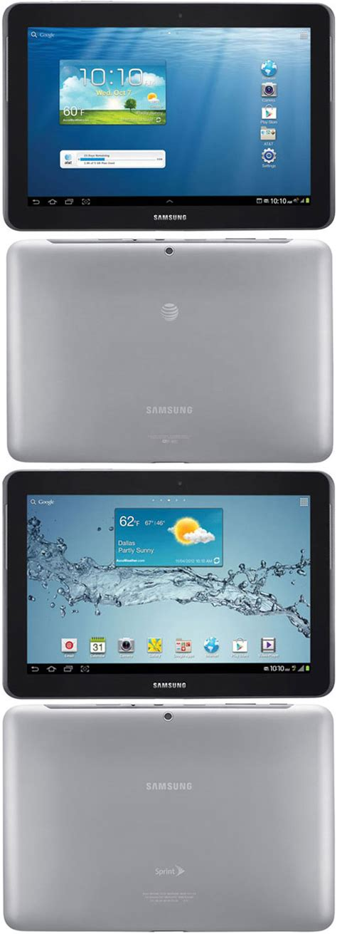 Galaxy Tab 2 Gsm samsung galaxy tab 2 10 1 cdma pictures official photos