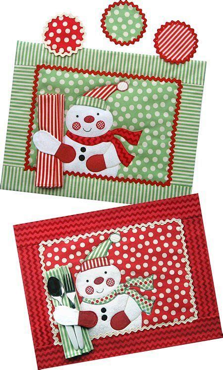 pattern christmas placemats snowman mug rug pattern jolly snowman placemat napkin