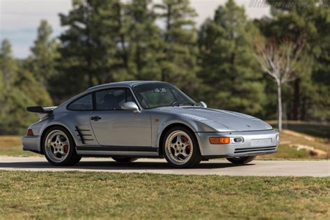 Porsche 3 6 Turbo by Porsche 911 Turbo 3 6 S Flachbau