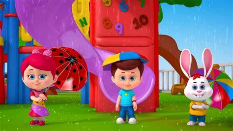 Go Away Nursery Rhyme With Lyrics Animation