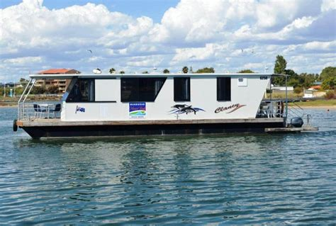 houseboat perth clancy mandurah houseboats