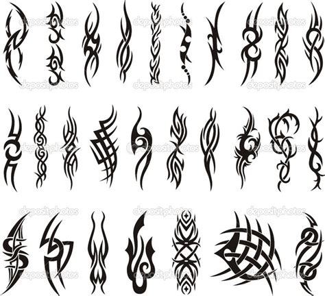 tattoo font vector 25 best images about tattoo fonts on pinterest tribal