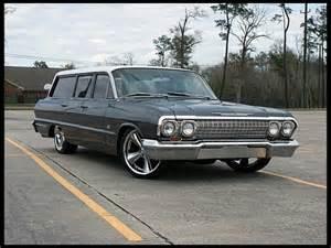 1963 chevrolet impala station wagon 63 impala