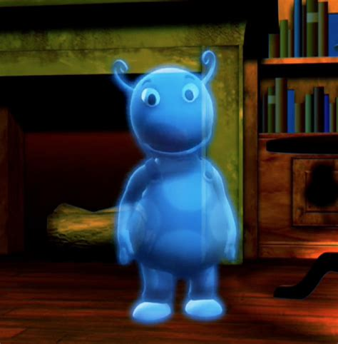 Backyardigans Ghost Song Ghost Uniqua The Backyardigans Wiki Fandom Powered By