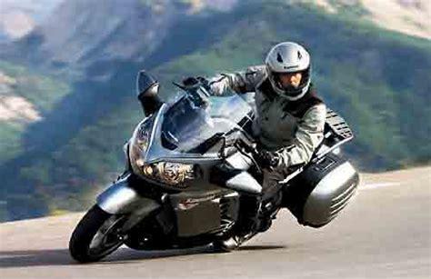 Motorrad Reiseenduro Modelle by Winni Scheibe Pressemeldung Kawasaki 1400gtr Tourer Des