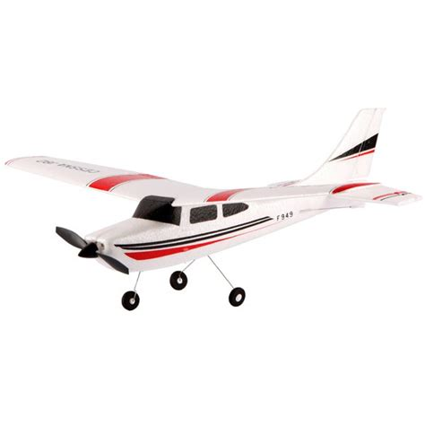 Rc Plane Cessna182 Wltoys F949 wltoys f949 cessna 182 2 4g 3ch rc aircraft fixed wing rtf airplane in rc airplanes from toys