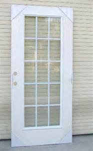 Exterior Metal Doors With Glass 9 Lite Half Door Buy 9 Lite Half Door Entry Doors Shower Door Product On Alibaba