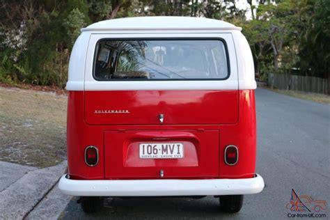volkswagen microbus 1970 1970 volkswagen kombi transporter microbus deluxe in noosa