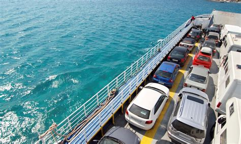 boat transport florida to california 5 things to expect from your auto transport company