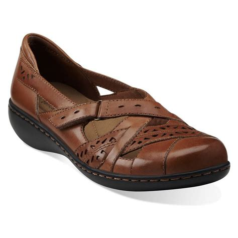 clarks womens ashland rivers shoes