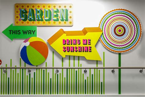 designboom vital arts 15 artists collaborate to make london children s hospital