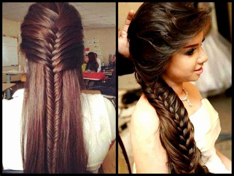 hairstyles for farewell party simple indian hairstyles for girls with medium hai