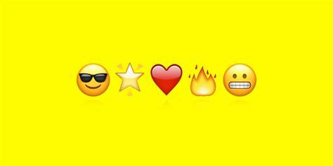 emoji snapchat what do the snapchat emojis mean