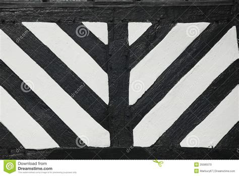 Tudor House Style tudor pattern stock photo image 25585070
