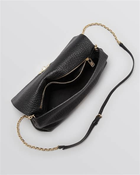Ck Pushlock Wallet burberry clutch medium mildenhall in black lyst