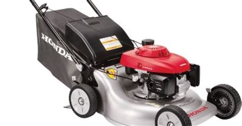 hrrvya honda lawn mower review specification features