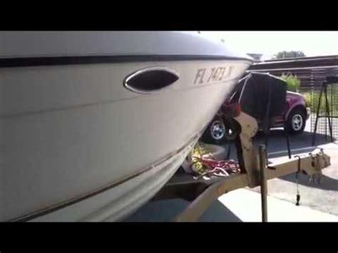 Ts 6 Pro Bio Cleanser heavy oxidation removal on 22ft ski boat doovi