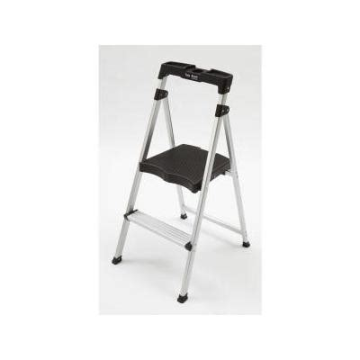 Tricam Industries Step Stool by Tricam Industries Inc 2 Step Aluminum Stool W Project