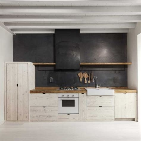wooden kitchen design beautiful black and white wooden kitchen design digsdigs