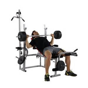 banc de musculation bermuda xt pro de hammer