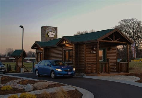 Cabin Store by Coffee Barista Wanted For New Country Cabins Coffee Shop