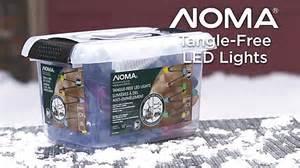 noma lights canada noma tangle free led lights 187 lights ene