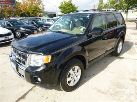 2012 ford escape for sale 2012 ford escape limited eugene or 2012 ford escape