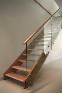 External Handrail Brackets Glass15