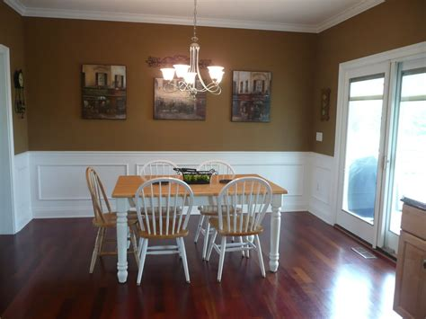 enchanting paint color for dining room with cherry