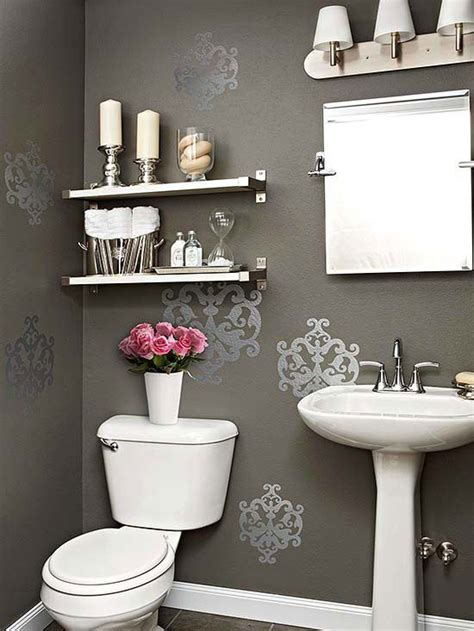 bathroom wall shelves ideas 17 decorative bathroom wall decals keribrownhomes