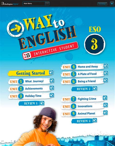 way to english eso way to english 3 interactive student colegio amor de dios c 225 diz