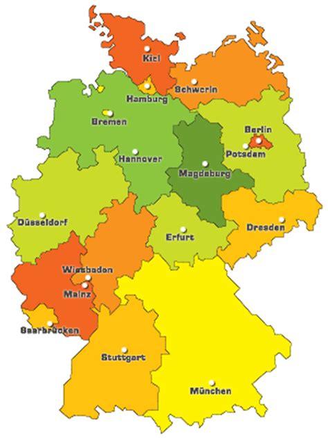 Deutsches Büro Grüne Karte Fax by Th 252 Ringen