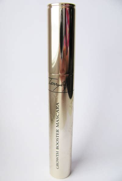 by terry by by terry mascara terrybly growth booster mascara 3 by terry terrybly growth booster mascara выращивает