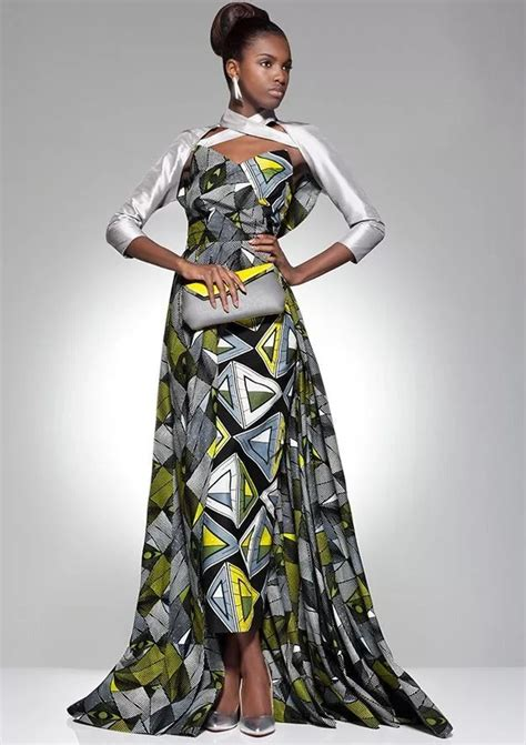 ankara flowing gown styles flowing gowns made with ankara to rock in 2018 naija ng