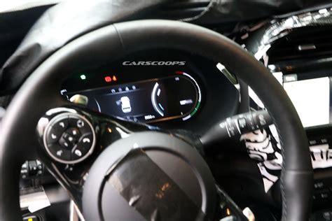 2020 Kia Niro Ev by Kia Niro Ev 2020 Interier Teslamagazin Sk