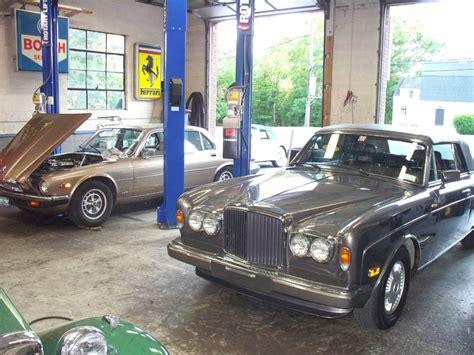 rolls royce mt vernon rolls royce bentley repair new vernon coach motor works