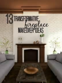 Barn Door Desk Remodelaholic 13 Transformative Fireplace Makeover Ideas