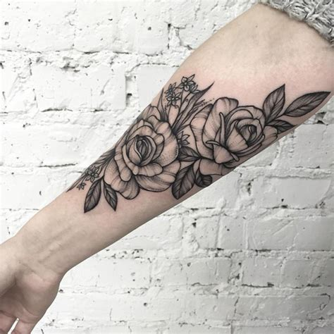 simple floral inner arm tattoo best tattoo design ideas 70 eye catching sleeve tattoos nenuno creative