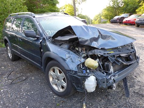 volvo xc70 transmission replacement cost 2006 volvo xc70 cross country used oem replacement parts