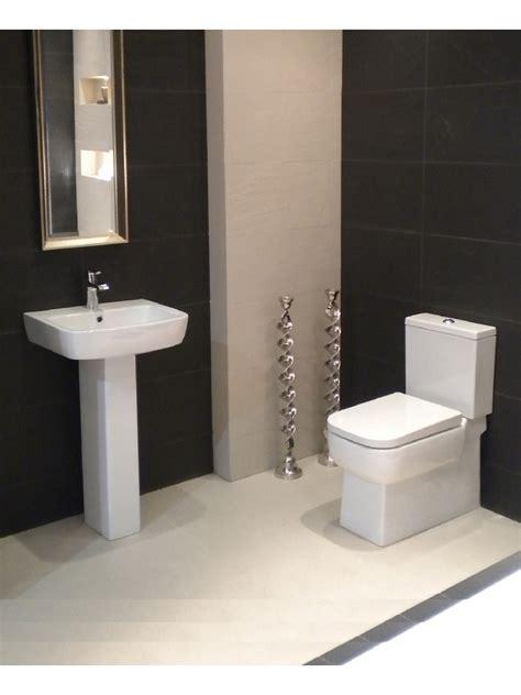 monza toilet and wash basin set