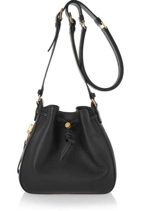 Tom Ford Bag lyst tom ford sedgwick small textured leather shoulder