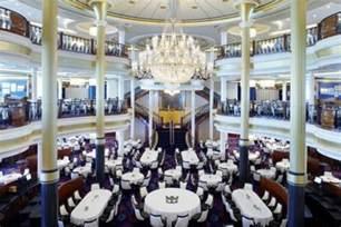 dining royal caribbean blog spotted new main dining room menu on royal caribbean s