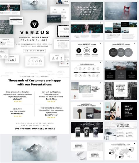 25 Awesome Powerpoint Templates With Cool Ppt Designs Themekeeper Com Designing Powerpoint Templates