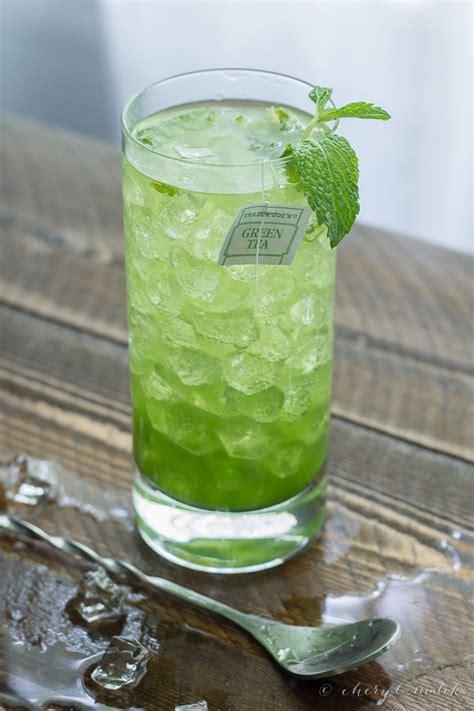 Matcha Green Tea Detox Recipe by Matcha Mojito 40 Aprons
