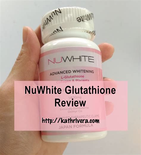 N U S K I N Whitening Roll On S C I O N Deodorant Termurah product review nuwhite glutathione dear kittie kath top lifestyle and